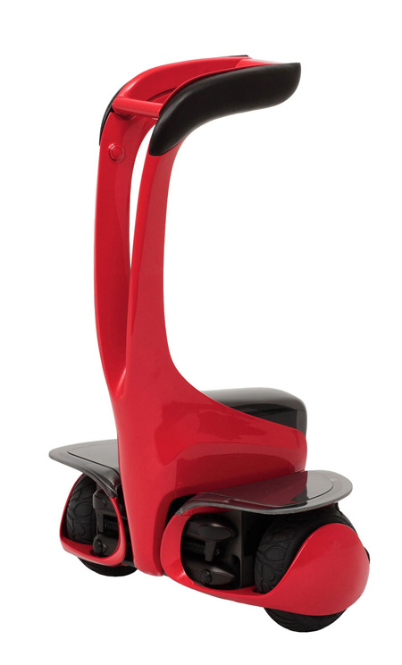 toyota winglet personal transport assistant