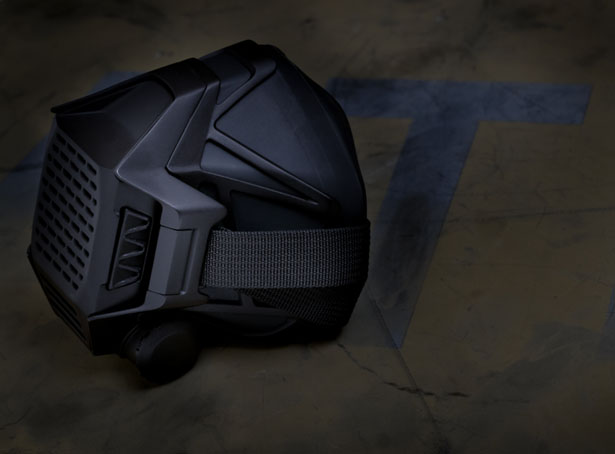 TR2 Tactical Respirator II by Project Black