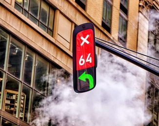 Traffic Lights of The Future Use Pictograms to Control The Movement of Traffic