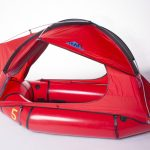 TRAFT : Tent and Watercraft In One, You Can Sleep Where You Play