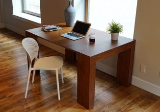 Transformer Table 2.0 – Expandable Dining Table for 2 to 12 People