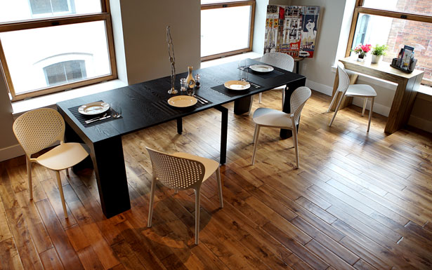 Transformer Table 2.0 - Expandable Table - 6 Tables In 1