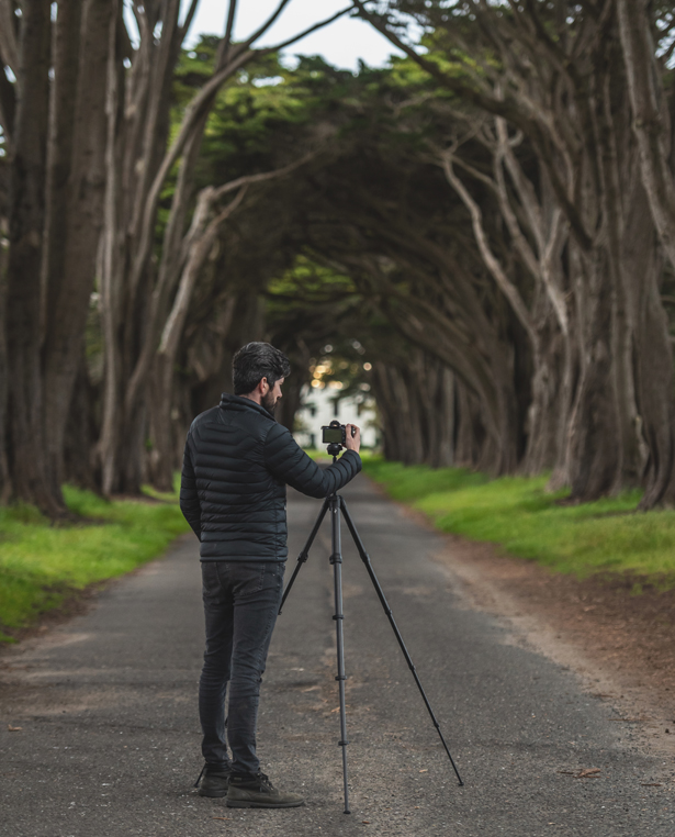 Travel Tripod by Peak Design