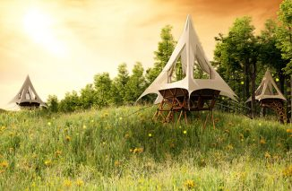 Treewalkers – Modular Glamping Tree Tent for Enjoyable Nights at The Treehouse