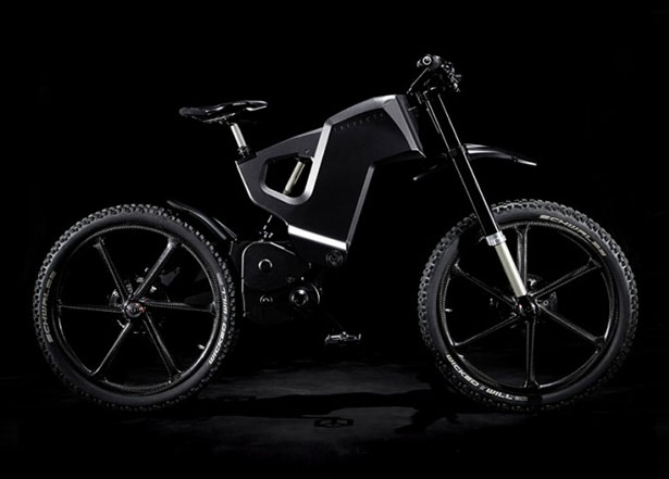 Trefecta DRT Electric Dirt Bike