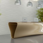 Tregola Reception Desk by Nüvist