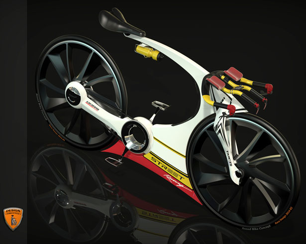 Triathlon Concept Bike Race by Flavio Adriani