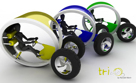 triclo vehicle