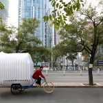 Tricycle House and Tricycle Garden Could Be The Future of Single Family Home in China