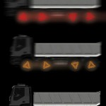 Trignal : LED Safety Light for Truck Wheels