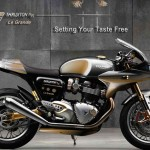 Triumph Thruxton Retrovation Concept Motorcycle Features Retro, Modern Design for Elite Market