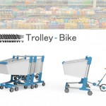Trolley-Bike Design by Fang-Chun Tsai