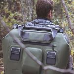 Trooper Soft Cooler Can Be Carried Just Like A Backpack