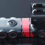 Truck Designs for AUDI by Artem Smirnov and Vladimir Panchenko - Truck B