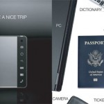 TRVL Portable PC Concept for Travelers