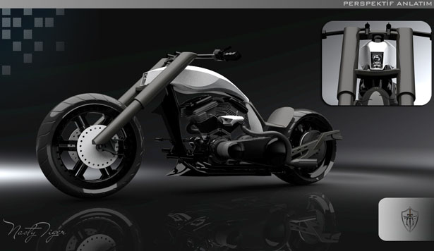 TT New Generation Choppers by Olcay Tuncay Karabulut