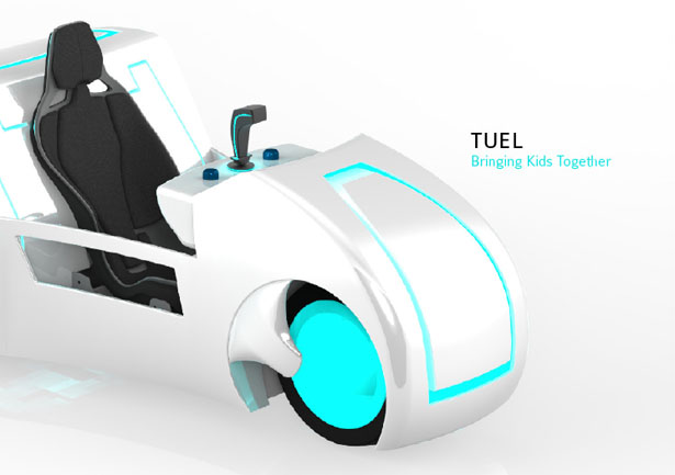 TUEL Mobility Product for Kids by Anne Gorgy