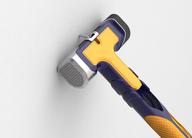 Tuk Multifunctional Hammer by Modum Design