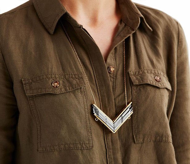 Tulry Utility Necklace by Nate Barr