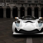 TVR Throne Car Concept by Hussien Al Jammazi