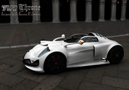 tvr throne car concept