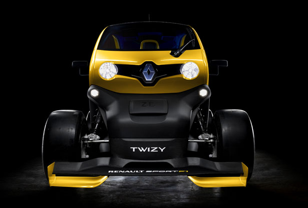 Twizy Renault Sport F1 Concept Car