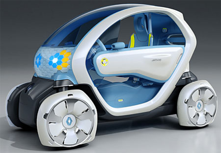 Twizy Z.E. Concept Brings A Fresh New Approach To Urban Mobility