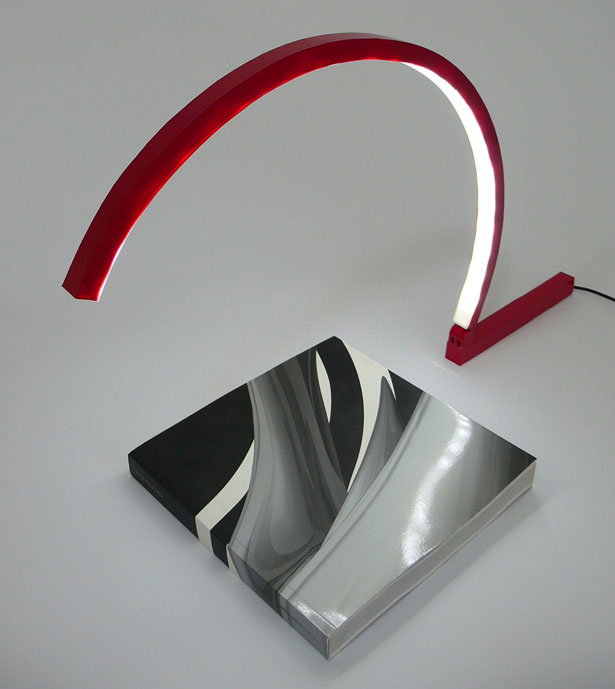 Two LED Desk Lamp by Victor Vetterlein