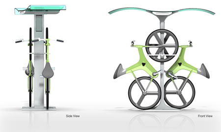 ubicycle future public bicycle service system