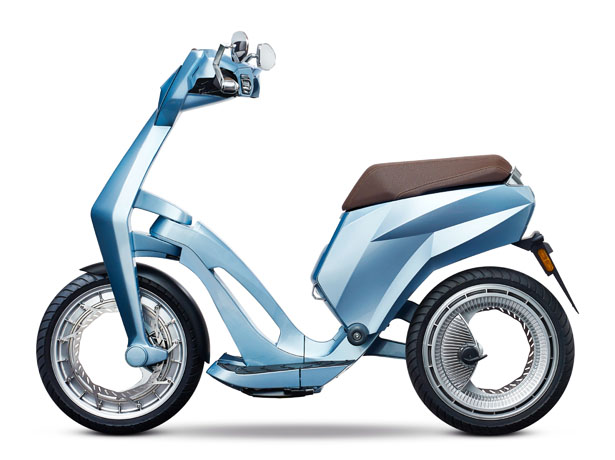 Ujet Electric Scooter Modern Urban Mobility