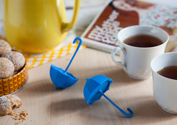 Umbrella Tea Infuser by OTOTO Design