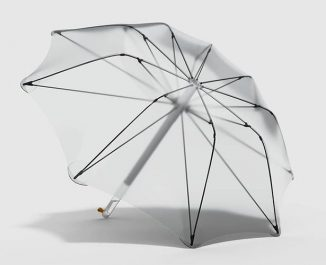 Cool Umbrella Concept That Filters Rainwater for Drinking
