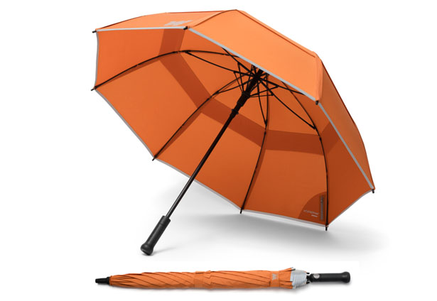 Unforgettable Smart Umbrella with Bluetooth Connection by Weatherman Umbrella