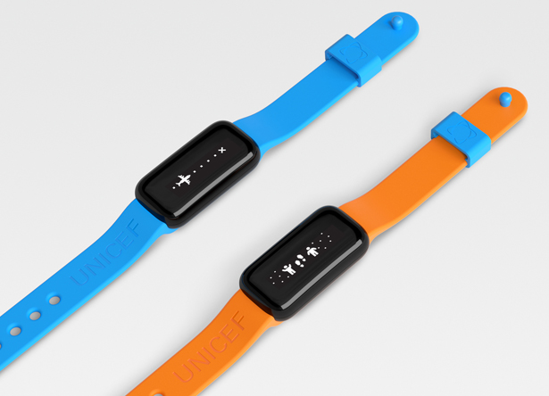 UNICEF Kid Power Band by Ammunition
