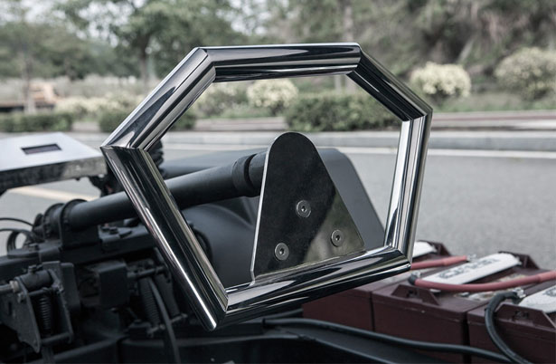 United Nude Lo Res Concept Car Is The Result of Lowering 3D Resolution of Lamborghini Countach