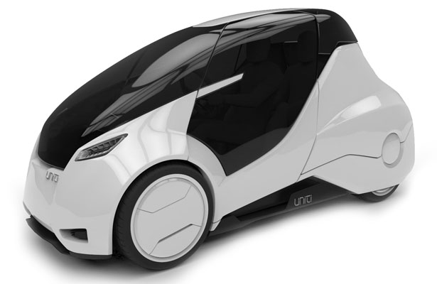 Uniti Sweden Electric Car