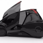 Uniti Premium Electric City Car from Sweden