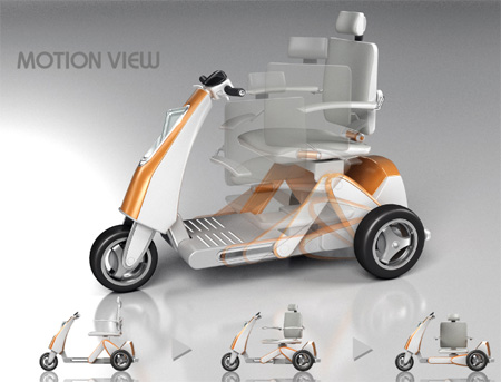 universal scooter