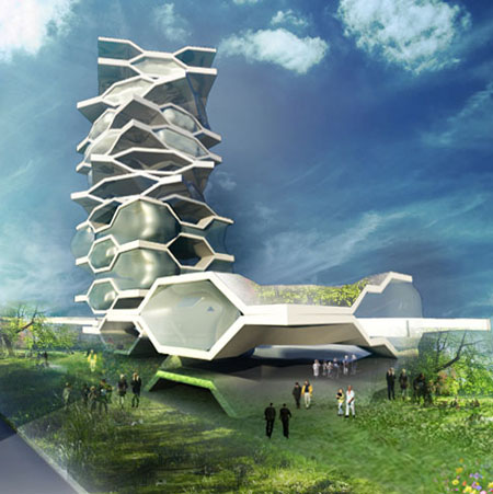 Up Efficient Urbanization Architecture