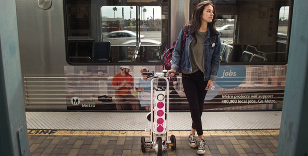 Urb-E Portable Electric Scooter