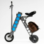 Urb-E : Portable Electric Scooter for Congested Urban Environment