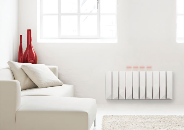 Urban Bonfire Radiator by Lee Hee Young