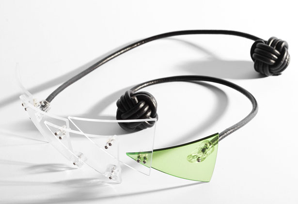 Urban Eyewear by XYZ Integrated Architecture