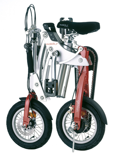 Collapsible Bikes Lightweight future folding bike