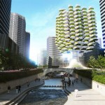 Urban Skyfarm : Future Vertical Farm for Urban Areas
