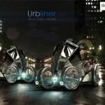 Urbliner Electric Vehicle for The City of Bogota, Colombia in 2030