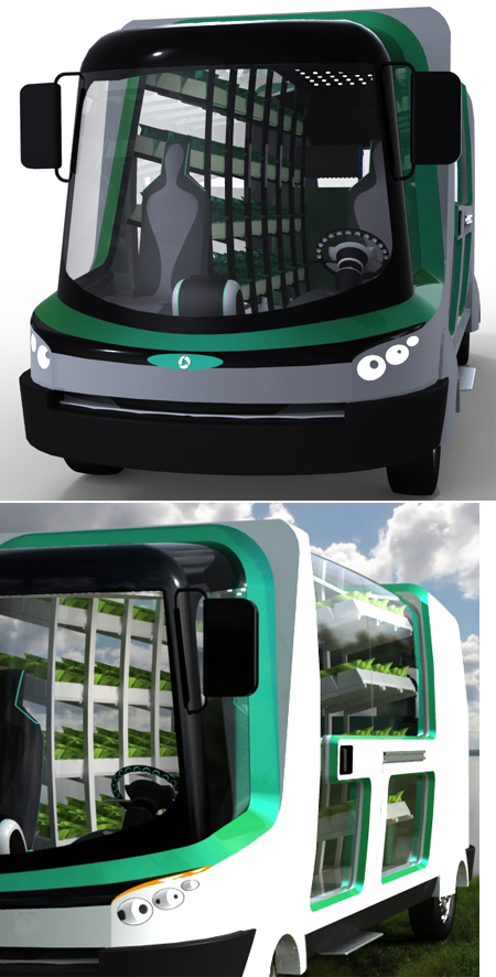 urban concept vehicle