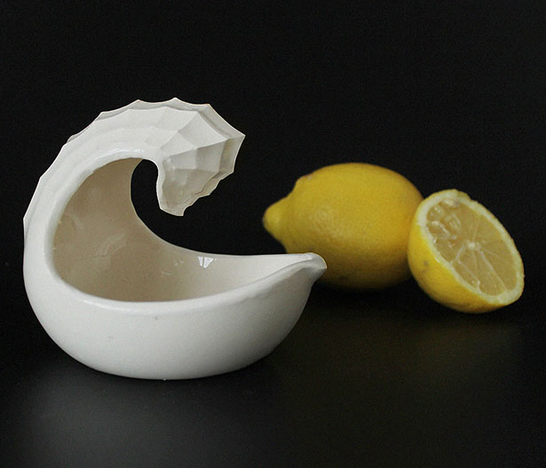 Urchin Lemon Squeezer by Brian Khouw