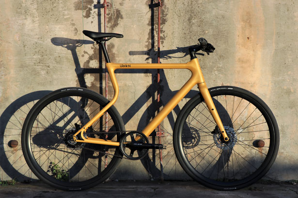 Urwahn PLATZHIRSCH 3D-Printed Electric Bike