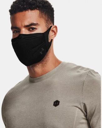 UA Sportsmask Is Specially Designed for Athletes for Better Airflow